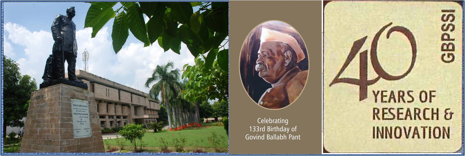 Govind Ballabh Pant Social Science Institute